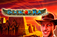Игровые аппараты Book of Ra Deluxe
