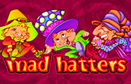 Игровые аппараты Mad Hatters
